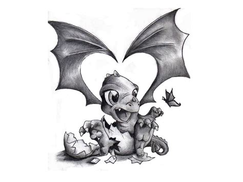 baby dragon tattoo tattoos for images of small