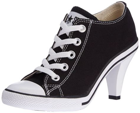 high heel all converse converse all high heel casual sneakers