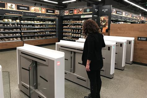 amazon go amazon go a high tech version of a 7 eleven will finally