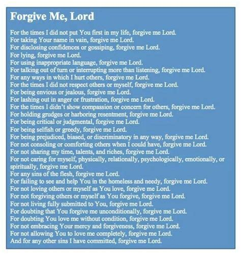 Forgive Me Lord For I Isinned by Lord Forgive Me Quotes Quotesgram