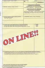 certificato origine commercio certificato di origine di commercio pavia