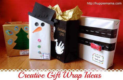 unique gifts ideas ash tree cottage cute and cheap christmas wrap ideas