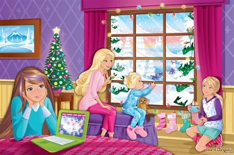 film natal barbie kids cartoons barbie christmas songs mp3 full video