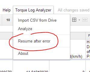 Q Es Resume Accel by Torque Log Analyzer Faq
