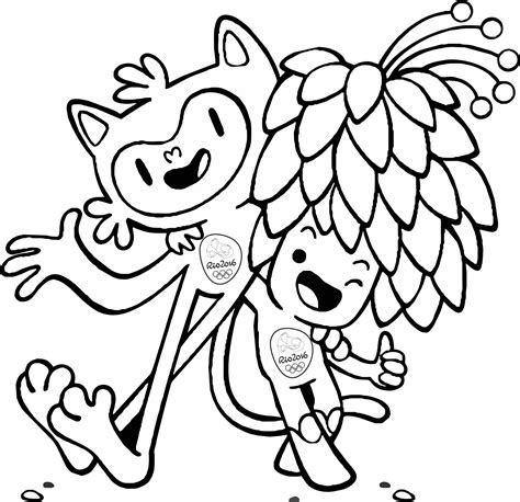 rio coloring pages games rio 2016 olympics coloring pages to download and print for