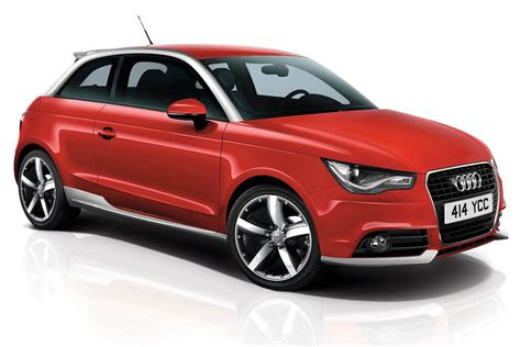 New Audi A1 2.0 TDI diesel Black and Contrast Editions news pictures   Evo