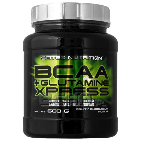 bcaa xpress scitec nutrition quot bcaa xpress glutamine xpress only