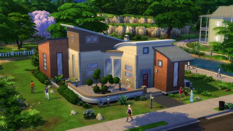 build a mansion online the sims 4 build mode move entire buildings with just a