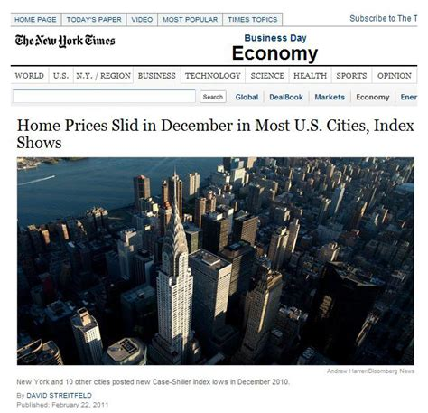 ny times business section new york times business section