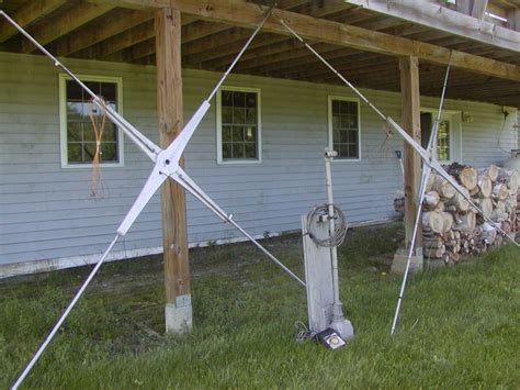 eham net classifieds homebrew 10m 2 element with working rotor and