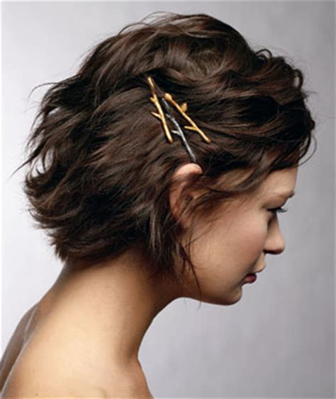 Easy Hairstyles With Bobby Pins by Bobby Pin Hairstyles Beautiful Hairstyles