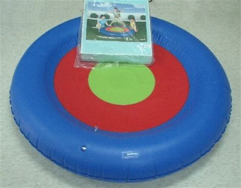 target inflatable bed target pvc inflatable bounce around jumping beds