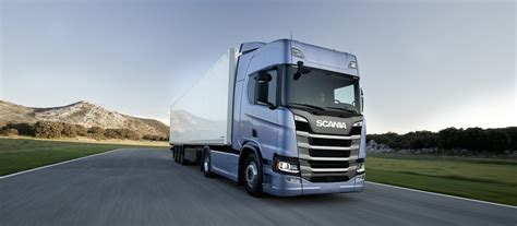 loaded with news scania