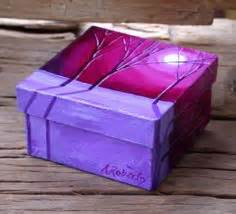Jo In Storage Jewelry Box Purple 483 best painted boxes images on painted boxes