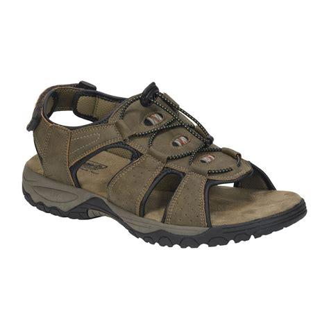 coleman sandals coleman s kyran open toe fisherman sandal brown