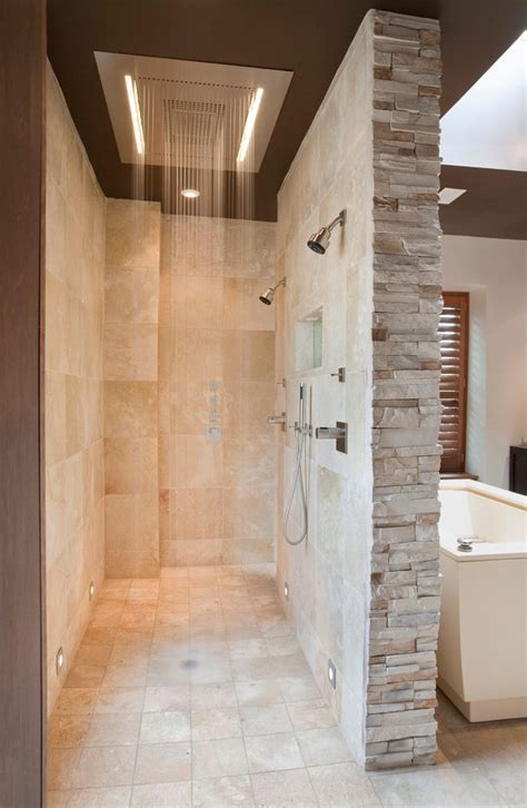 bathroom cost estimator contemporary with stacked stone