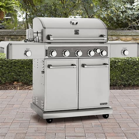 backyard grill 5 burner gas grill stainless steel walmart com kenmore elite 5 burner gas grill stainless steel