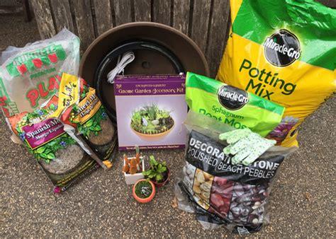 Home Depot Garden Supplies make your own scary garden garden club