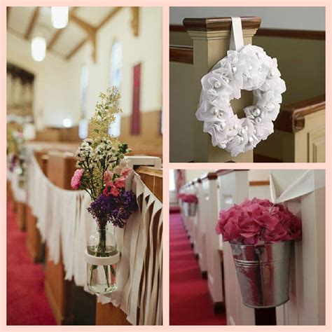 Adding aisle style wedding venue decor
