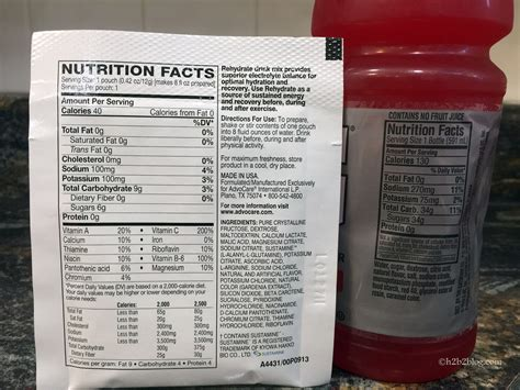 carbohydrates 5 facts 8 simple ways to gatorade nutrition facts sugar