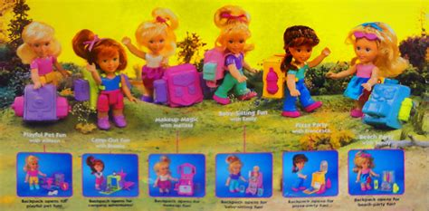 90s swing set backpack club dolls ghost of the doll