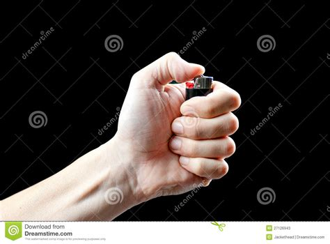 How To Light A Lighter by S About To Light Lighter Stock Photos Image