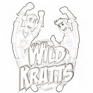 kratts coloring pages free coloring pages of kratts martin