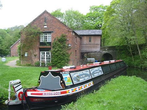 narrow boat umbrella holder 132 best canals narrowboats images on pinterest
