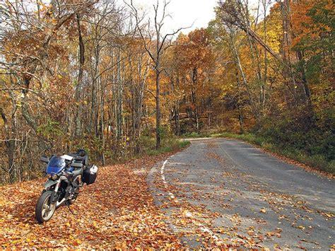 fall garden virginia motorcycle touring in west virginia and a bit of virginia