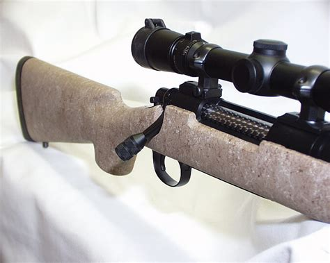 Remington 700 Oversized Bolt by 7mm Mag 1