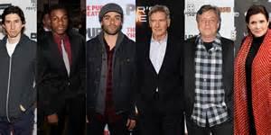 Star wars epis 243 dio vii elenco de novo filme tem harrison ford