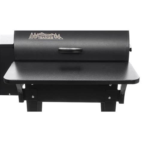 Traeger Shelf by Traeger Fold Front Shelf For Bbq155 Bac343 The Home