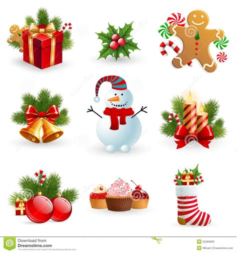 images of christmas objects christmas object royalty free stock photo image 22469835