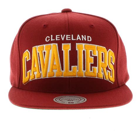 cavs colors cleveland cavaliers the arch solid snapback team colors