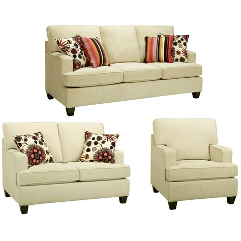Leather Sofa Chairs by Sofa Loveseat And Chair Ebay