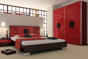 Red Bedroom Ideas by Red Bedroom Decorating Ideas