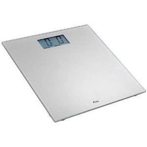 weightwatchers 8962u silver lcd electronic bathroom