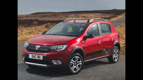 2019 dacia sandero stepway the dacia sandero stepway techroad 2019 review for review
