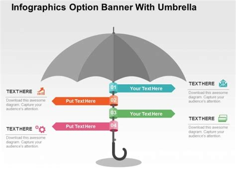umbrella pattern antenna ppt free powerpoint templates umbrella choice image