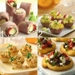 Thanksgiving Cold Appetizers 4 Easy Appetizers For Entertaining Cold Appetizers Bite