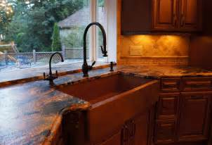 copper farmhouse sink by rachiele kitchen sinks other