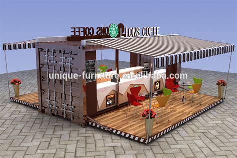design coffee shop outdoor 2016 newly made outdoor coffee shop container kiosk design