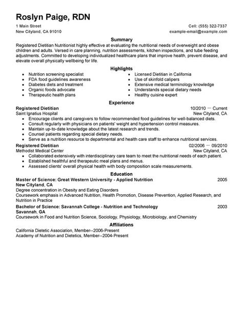 unforgettable wellness activities assistant resume exles to stand out myperfectresume