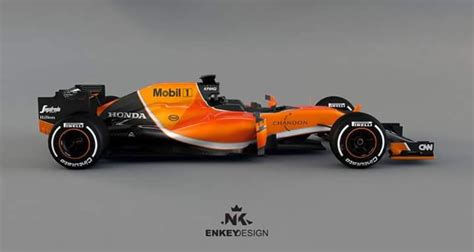 2017 mclaren f1 color change thisisf1