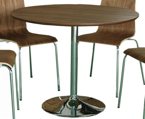 kitchen table and chairs shoreditch walnut round kitchen table and chairs