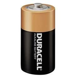 duracell quot d quot battery 10 year shelf emergencykits