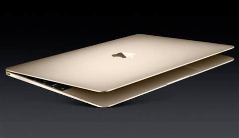 Macbook New Gold apple announces new 2015 macbook
