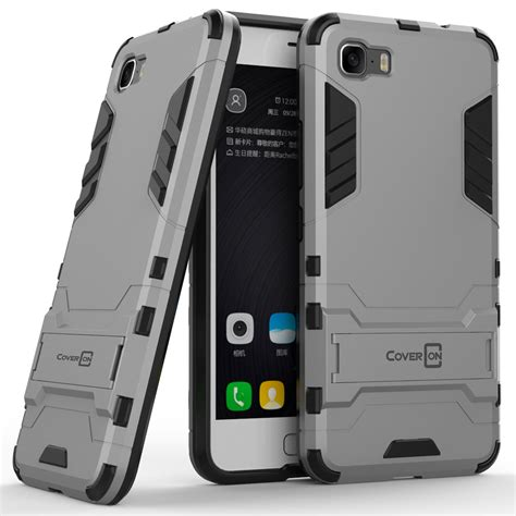 New Asus Zenfone 3 Rugged Shockproof Armor Hybrid Soft Ze coveron for asus zenfone 3s max hybrid stand armor slim phone cover ebay