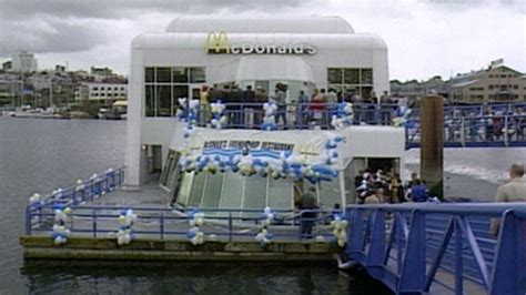 Derelict Expo 86'McBarge' to set sail for mystery port after 30 year retirement British