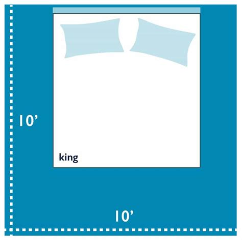 king size bed size in feet bed size dimensions sleepopolis